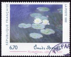 FRANCE  1999  -  Y&T  3247  -  Monet  -  Oblitéré - Used Stamps