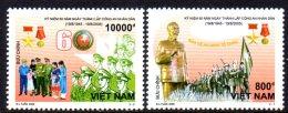Vietnam 2174/75 Police - Politie En Rijkswacht