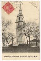 S4799 - Evacuation Monument, Dorchester Heights - Etats-Unis