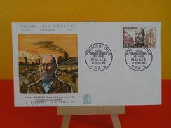 FDC-  Émile Mayrisch - Paris  - 27.3.1963 - 1er Jour, Coté 2 € - FDC
