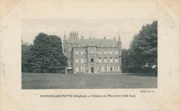 BELGIQUE - COURCELLES MOTTE - Château De MIAUCOURT - Courcelles
