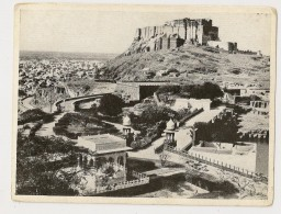 """S4809 - Jodhpur - Het Oude Fort """" Biscuitfabriek """" Patria"""" - Confiserie & Biscuits"""