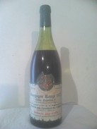 RARE CUVEE NAPOLEON 1ER 1977 NUMEROTEE NUITS SAINT GEORGES BOURGOGNE ROUGE - Vin