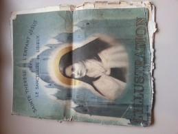 L´Illustration Hors Série 1937 : Sainte Thérèse De L´Enfant Jésus Et Le Sanctuaire De Lisieux - Journaux - Quotidiens