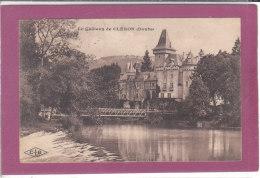 25.-LE CHÂTEAU DE CLERON - Francia
