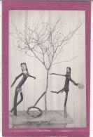 52.- PREZ-SOUS-LAFAUCHE .- LE ZOO DU BOIS .- Les Branches Artistiques De E. CHAUDRON  ( Premier Couple  ) - Autres Communes