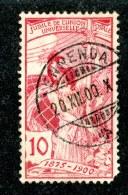 10626 - Theczar- Swiss 1900  Zum. #78A (o)  Mi. #72 I  - Offers Welcome! - Used Stamps
