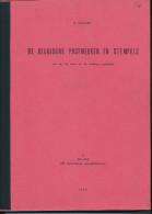 LIVRE Belgique - De Belgische Postmerken , Par R. Debyser , 77 P. , 1975 -  Etat NEUF --  15/287 - Philatélie Et Histoire Postale