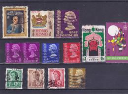 Hong Kong - Lot Of Stamps (Lot5) - Hong Kong (1997-...)