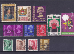 Hong Kong - Lot Of Stamps (Lot5) - Non Classés