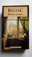 Illusions Perdues Honoré De Balzac - Auteurs Classiques