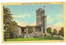 S4832 - Observatory Tower At Kalbert Castle - Paterson - Etats-Unis
