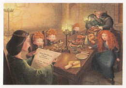 Panini Rewe Magique Noël Avec Disney Sticker N° 120 - Panini