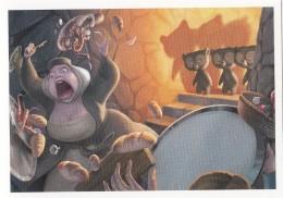 Panini Rewe Magique Noël Avec Disney Sticker N° 131 - Panini
