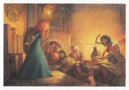 Panini Rewe Magique Noël Avec Disney Sticker N° 134 - Panini
