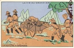 ECLAIREURS DE FRANCE SCOUT SCOUTISME SAMARITAINE - Scoutisme
