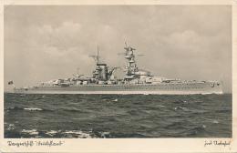 Panzerschiff Deutschland - Ausrüstung