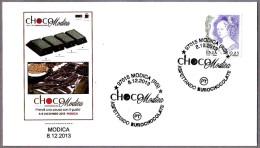 Feria EUROCHOCOLATE. Modica, Ragusa. 2013 - Food