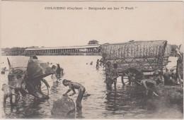 CEYLAN - Colombo - Baignade Au Lac Fort - Sri Lanka (Ceylon)