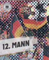 Rewe Coupe Du Monde World Cup 2014 - N° 33 12. MANN - Andere Sammlungen