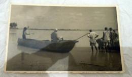 CONGO Lago Tanganica LAGO ZUMBO ??? 1939 - Congo - Kinshasa (ex Zaire)