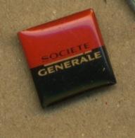 D# - PIN´S:  SOCIETE GENERALE - Banques