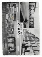 SALUTI DA CUNEO  VIAGGIATA FG - Cuneo
