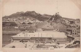 Yémen - Aden -  Télégraphie Mât Drapeau - Yémen