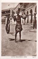 Yémen - Aden - Pêcheur Poisson - Native Fisherman - Yémen