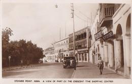 Yémen - Aden - Steamer Point - The Shopping Center - Yémen