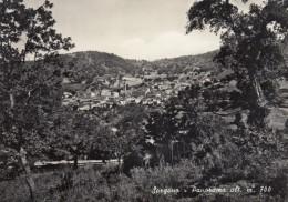 Sorgono   -veduta - Nuoro