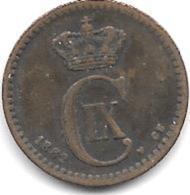*Denmark1 Ore  1882  Km 792.1   Vf+ - Denmark