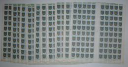GUERET 1351B - 10 Feuilles De 100 - Sin Clasificación