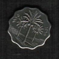 IRAQ   5 FILS 1975 (KM # 141) - Iraq