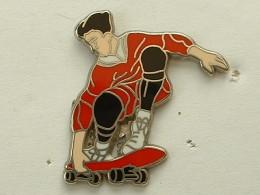 PIN´S SKATEBOARD - Skateboard