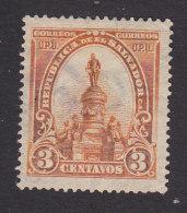 El Salvador, Scott #285, Used, Morazan Monument, Issued 1903 - El Salvador