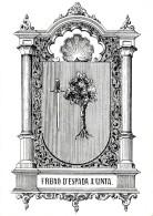 FREIXO DE ESPADA À CINTA - Brasão Da Vila - HERALDICA - Ed. Cultarte N.º 66 - Bragança