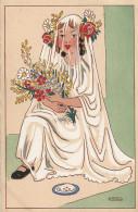 Touloun Toulon  Henri Pertus La Belle De Mai Mariee - Illustratori & Fotografie
