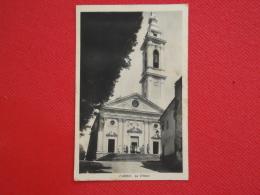 Carro La Chiesa Con Animazione 1929 + Timbro Frazionario La Spezia - Italie