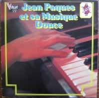 JEAN PAQUES ET SA MUSIQUE DOUCE - 33 T - LP (VOGUE STEREO VK. 36) - Blues