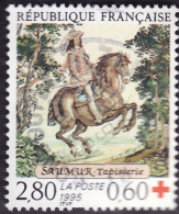FRANCE  1995  -  Y&T  2946  - Saumur  - Oblitere - Used Stamps