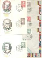 21 CONGRESO INTERNACIONAL DE CIENCIAS FISIOLOGICAS IVAN P. PAVLOV  WILLIAM HARVEY CLAUDE BERNARD ARGENTINA AÑO 1959 LOTE