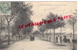 44 - SAINT NAZAIRE - LE BOULEVARD DE L' OCEAN - Saint Nazaire