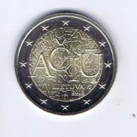 Lituania - 2 Euro Commemorativo Anno 2015 -  Lingua - Lituania