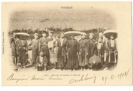 S4886 - Tonkin -1018 - Femmes Annamites Au Marché - Viêt-Nam