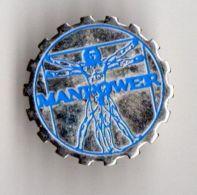 PIN´S SOCIETE MANPOWER - Marcas Registradas