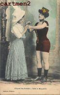 L'EXPRESS BOY BORDELAIS SIEBEL ET MARGUERITE FEMME BORDEAUX THEATRE SPECTACLE CIRQUE CIRCUS ZIRKUS - Cirque