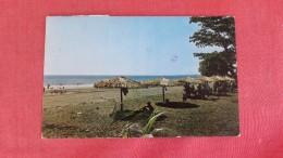 > Costa Rica    Quepos Has Stamp & Cancel     Ref 2229 - Costa Rica
