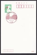 Japan Commemorative Postmark, Jingu Outer Garden Ginkgo Festival (jc9011) - Japan