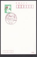 Japan Commemorative Postmark, Chubu International Centrair Airport (jc9038) - Japan